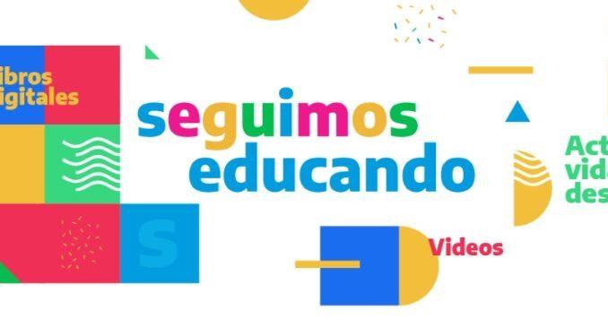 Seguimos Educando, la nueva plataforma estatal de educación online