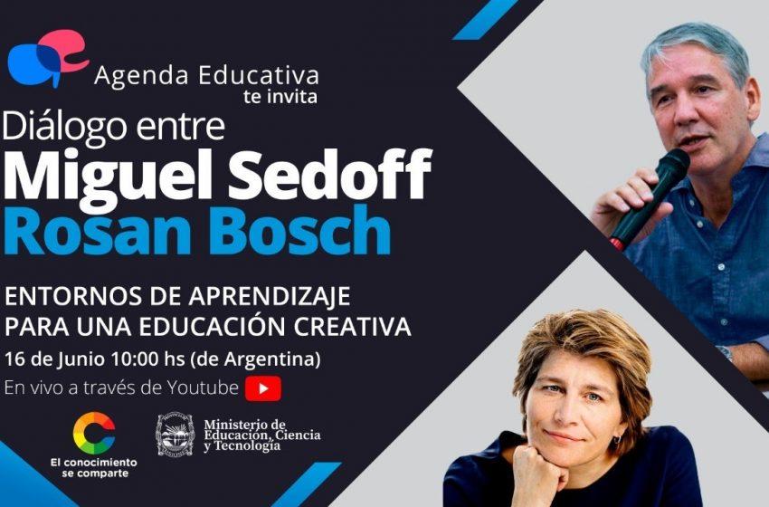 Entornos de aprendizaje para una educación creativa