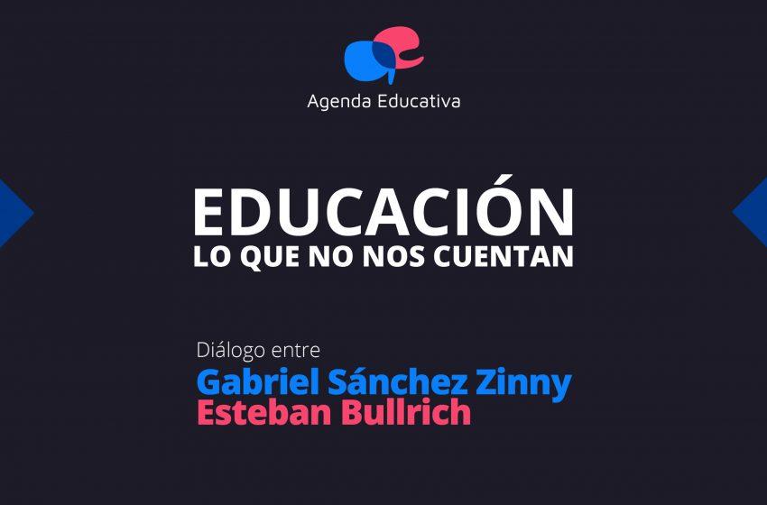 """Vivo: """"Educación, lo que no nos cuentan"""""""