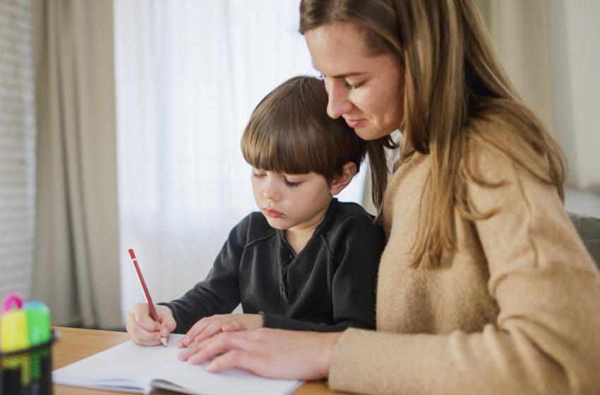 4 de cada 10 alumnos necesitan de un adulto para hacer la tarea escolar