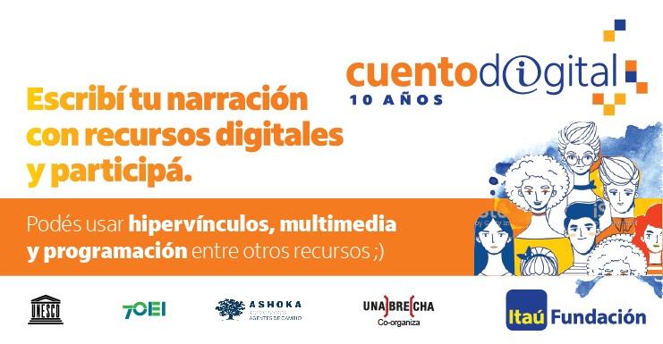 Abrió la convocatoria del Premio Itaú de Cuento Digital