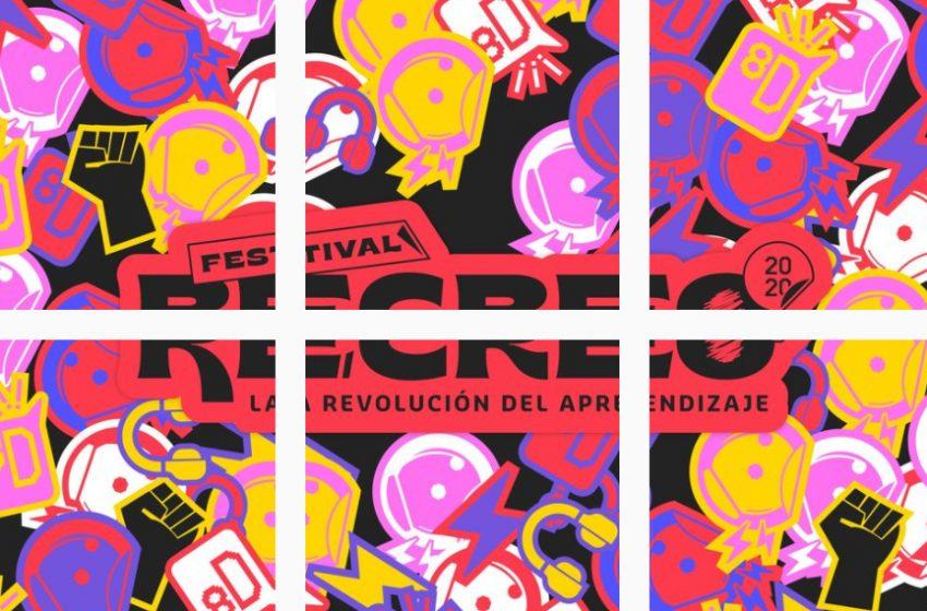 Festival Recreo: jóvenes comparten sus aprendizajes en 2020
