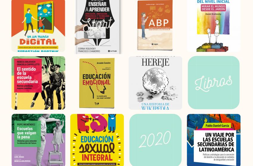 10 libros sobre educación para leer en el verano
