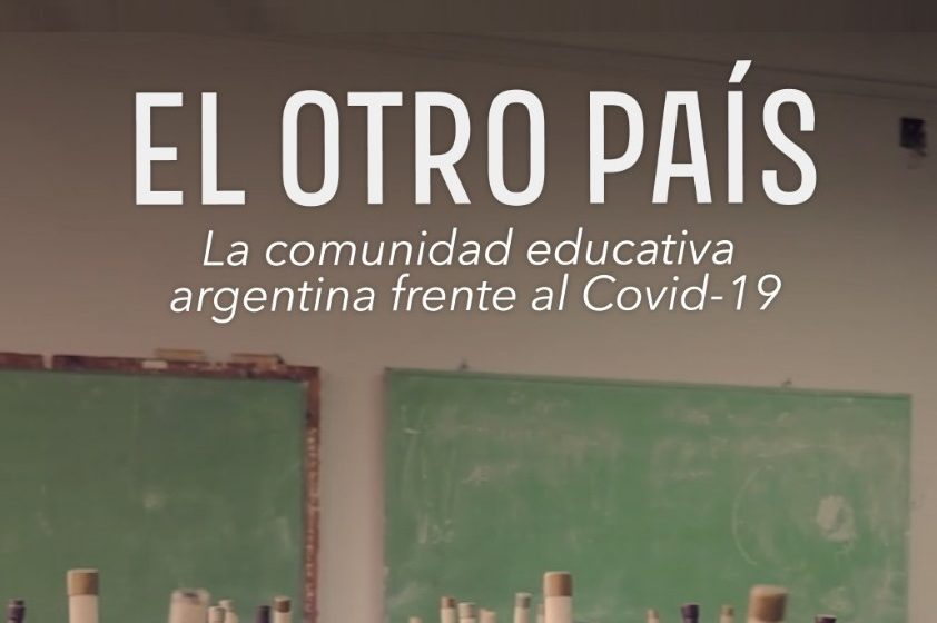 Un documental sobre la labor de la comunidad educativa ante el COVID