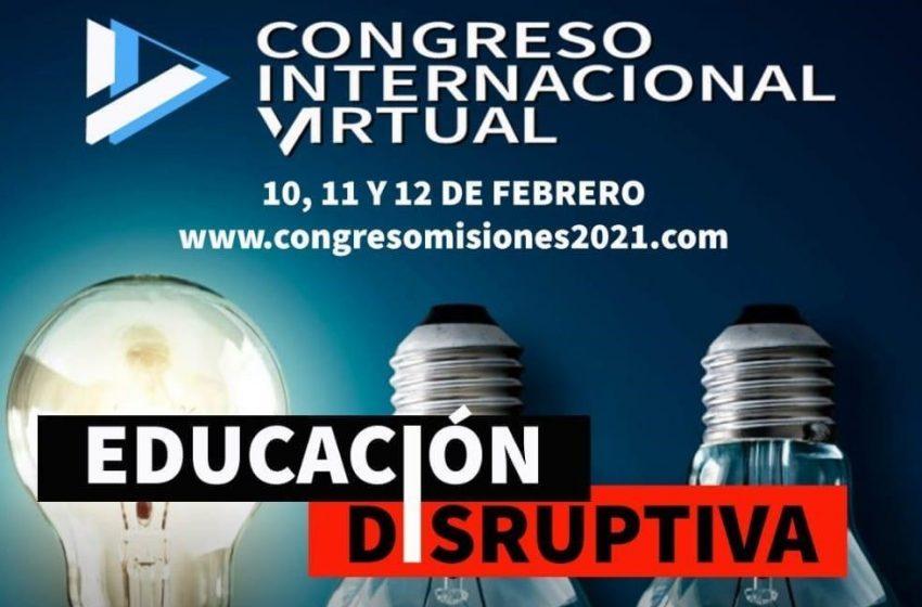 """Comienza el congreso """"Misiones promueve la innovación educativa"""""""