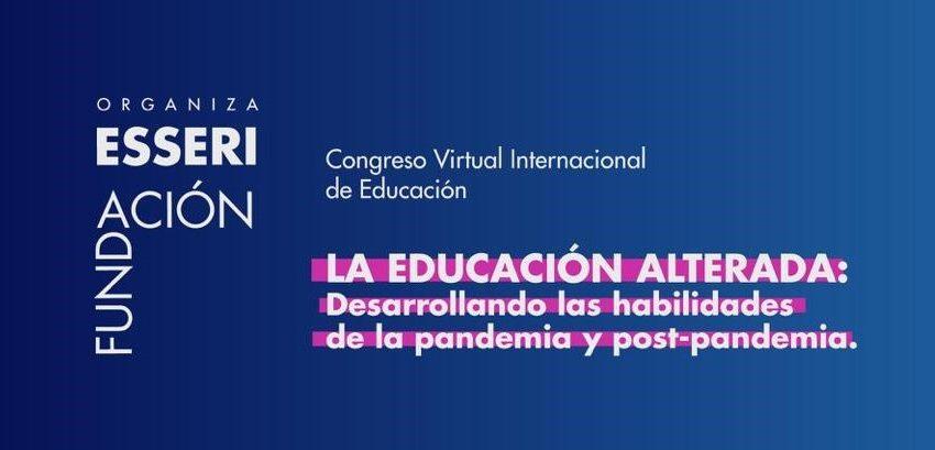 Congreso virtual para pensar la educación en (y post) pandemia