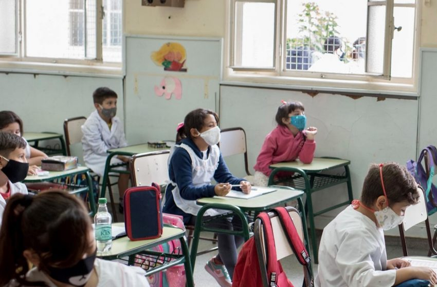 Vuelta a clases: las medidas clave para garantizar aulas seguras