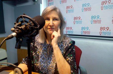Silvia Bacher, periodista y referente en comunicación y educación, fue reconocida por la UNESCO.