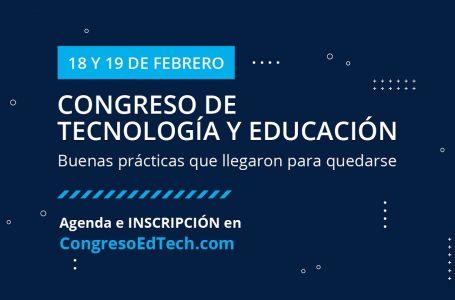 Comienza el Congreso de Tecnología y Educación