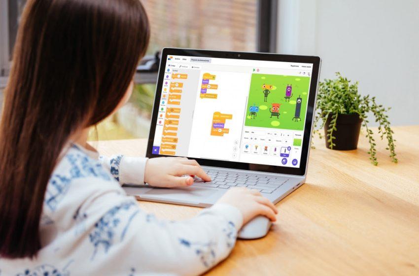 Lanzan una plataforma gratuita para que los chicos aprendan programación