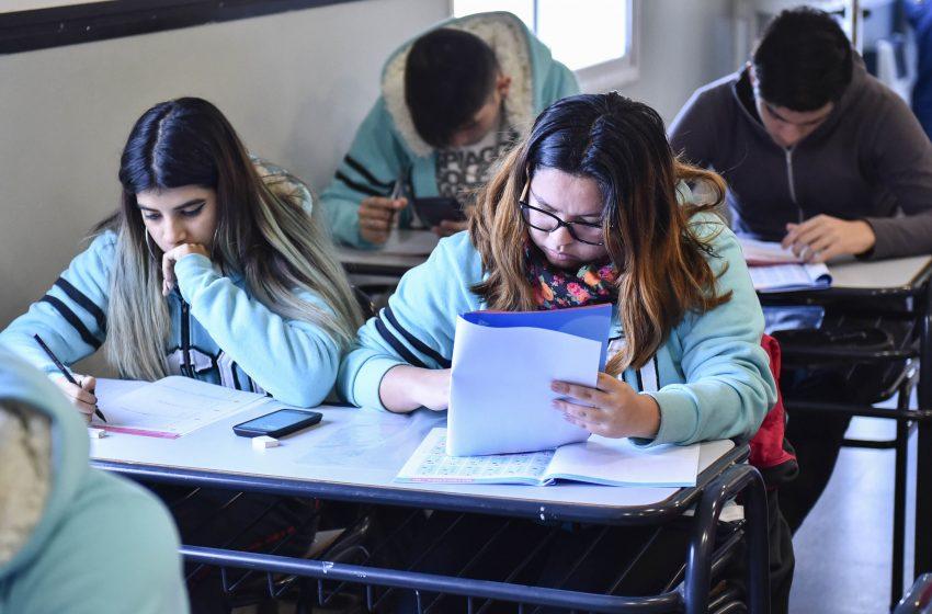 Plan Egresar: buscan que 400 mil estudiantes terminen la secundaria