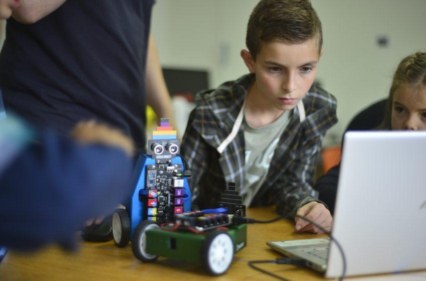 SmartTEAM: robótica y programación para resolver problemas