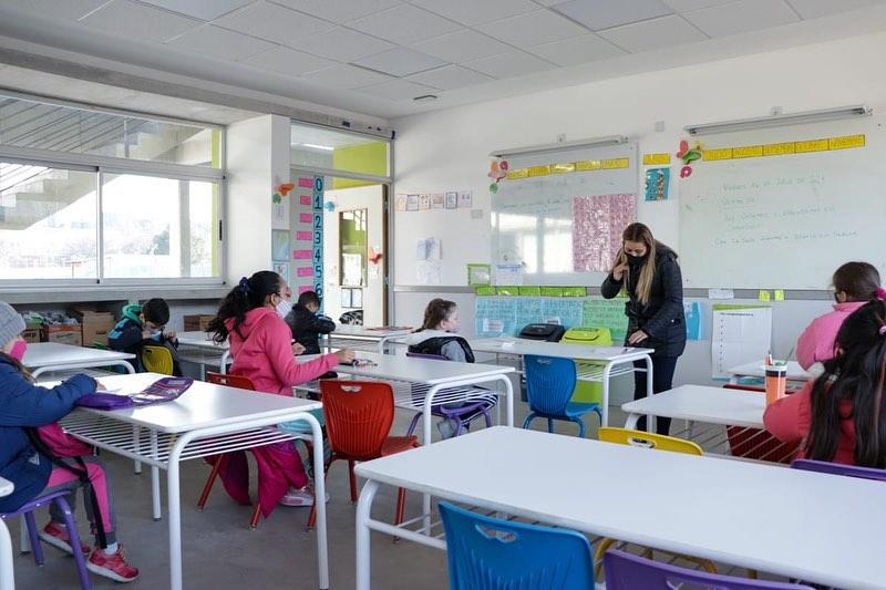 En 5 años se sumaron más de 60.000 docentes al sistema educativo