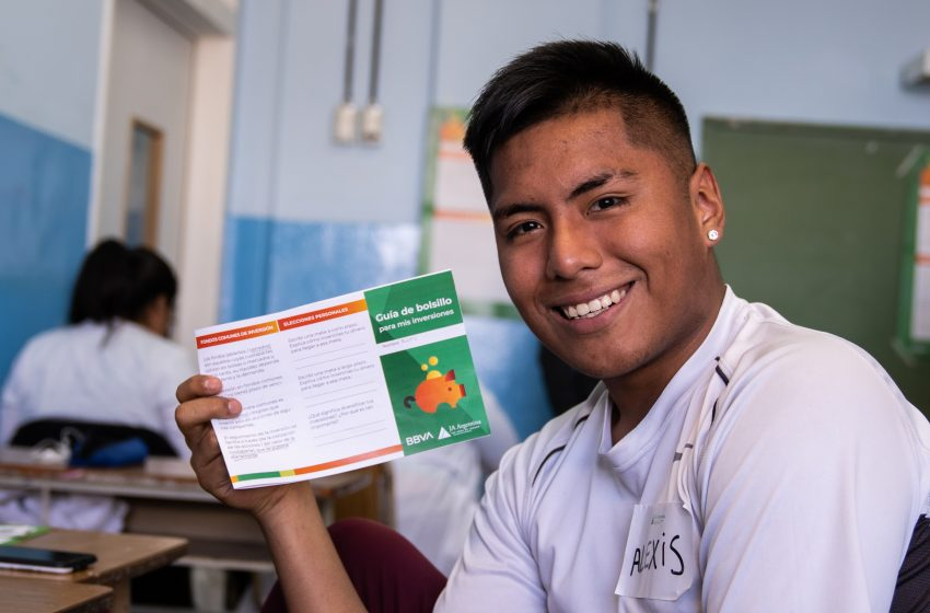 Educación financiera: capacitarán a 3000 jóvenes en finanzas personales