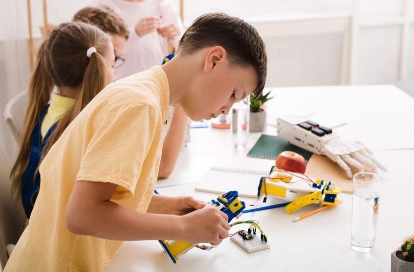 14 provincias impulsan un programa federal de robótica educativa