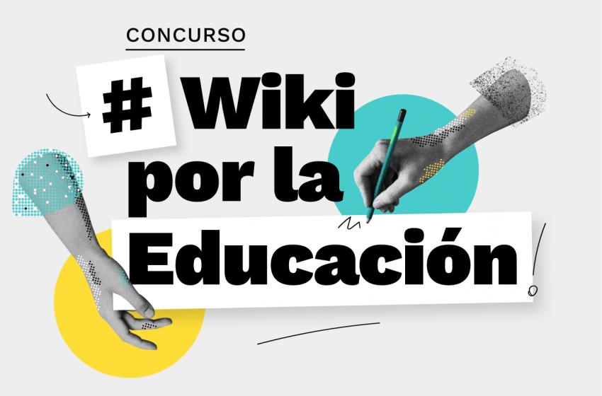 Wiki por la Educación: convocan a editar artículos educativos en Wikipedia