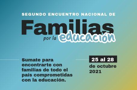 Empieza el segundo Encuentro Nacional de Familias por la Educación